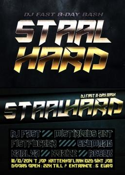STAALHARD